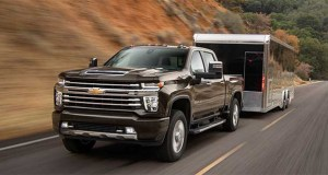 2020 Chevy Silverado 3500HD towing capacity