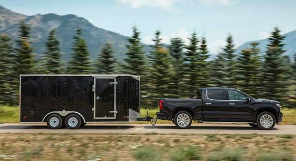 2021 Chevy Silverado Hybrid price