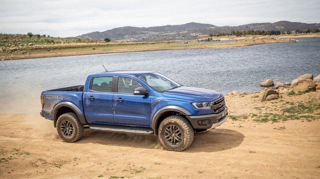 2021 Ford Ranger Raptor usa
