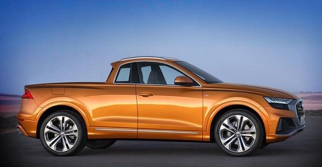 2020 Audi Pickup Truck price