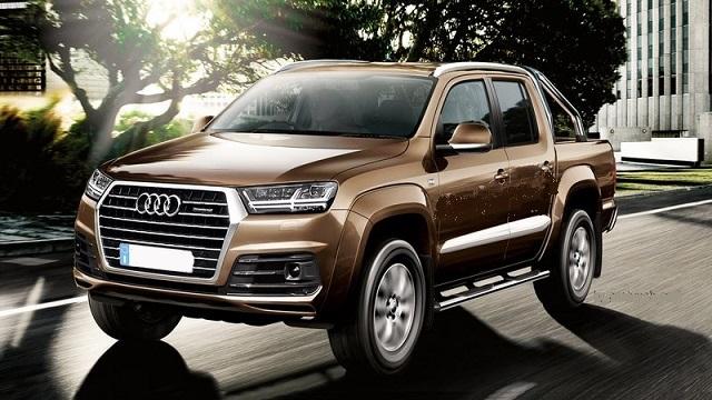 2020 Audi Pickup Truck release date