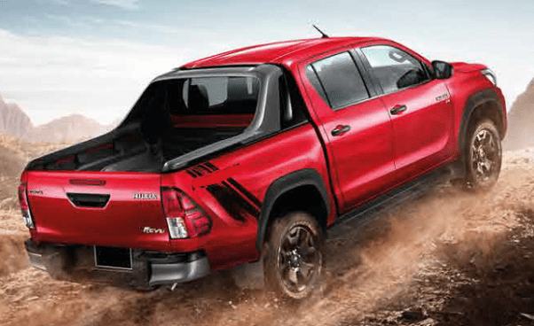 2020 Toyota HiLux safety