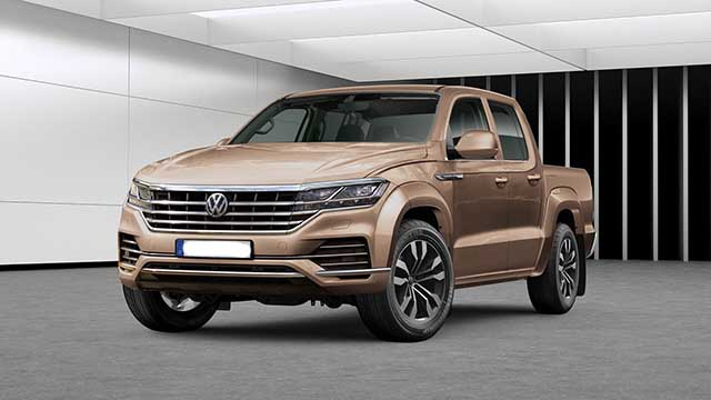2020 Vw Amarok Usa Specs V8 Price And Release Date 2019 Trucks New And Future Pickup Trucks