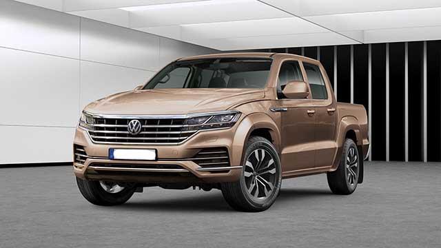 2020 VW Amarok USA