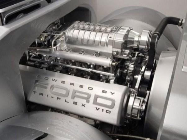 Ford F-250 Super Chief 2006 Concept specs