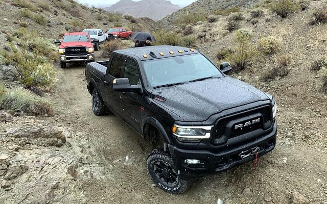 2020 Ram 2500 Tradesman Power Wagon