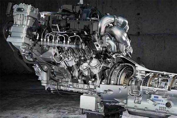 2021 Ford F-650 and F-750 Medium Duty Trucks torqshift transmission