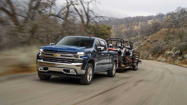 what is new for the 2021 chevy silverado 1500 diesel