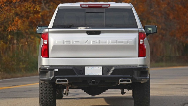 2021 Chevy Reaper zr2