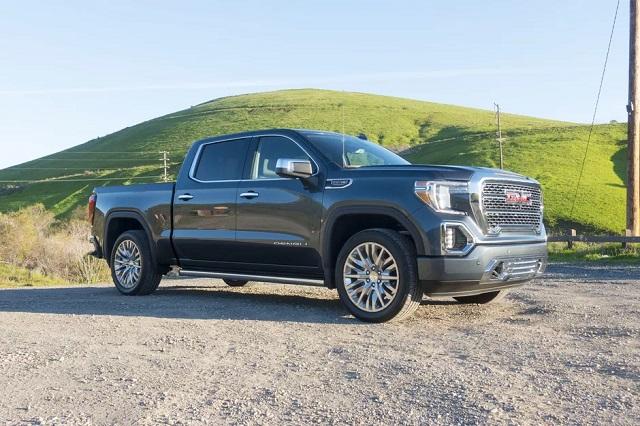 What to Expect from 2021 GMC Sierra 1500? - 2019 Trucks ...