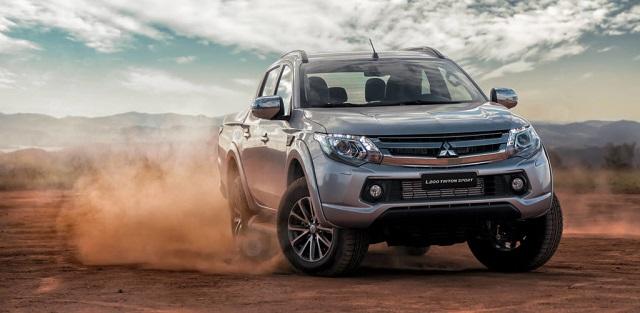 2021 Mitsubishi L200 release date