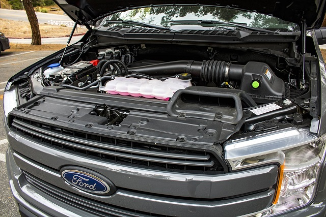 2021 Ford F-150 Diesel
