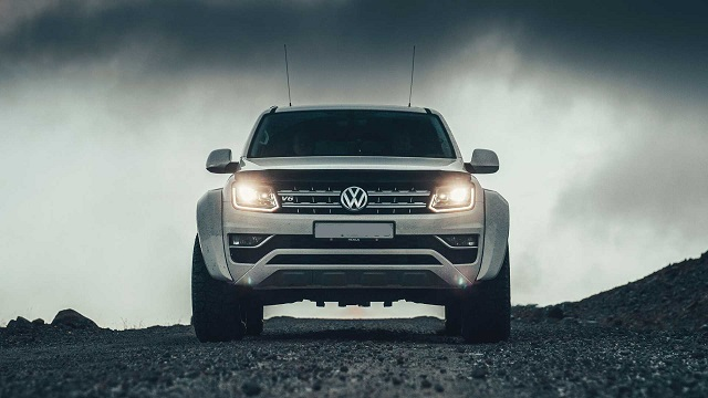 2021 VW Amarok changes