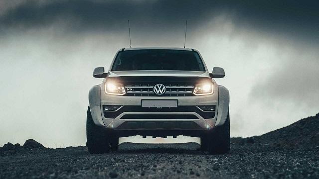 2021 VW Amarok changes