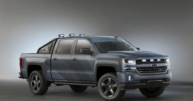 2021 Chevrolet Avalanche concept