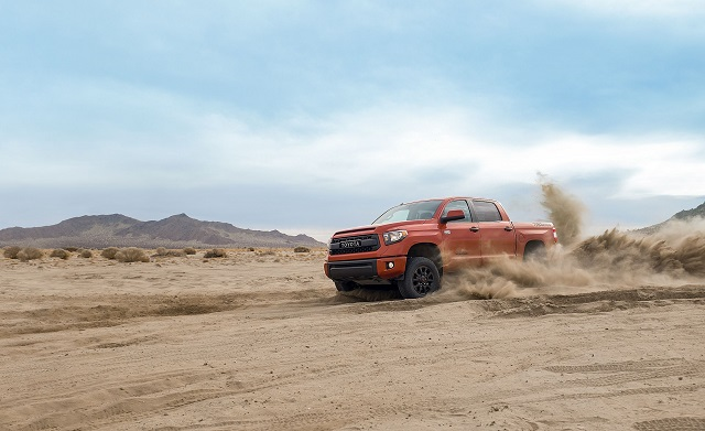 2021 Toyota Tundra TRD Pro Changes