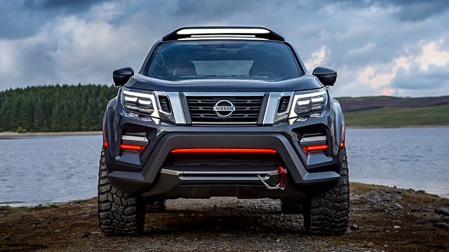 2021 Nissan Navara warrior