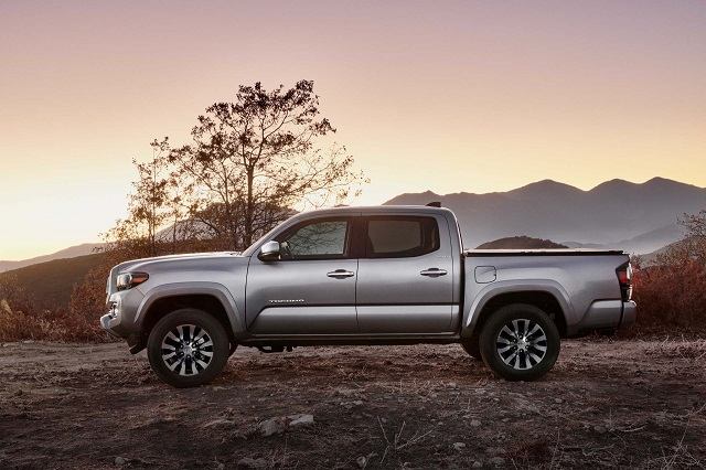 2021 Toyota Tacoma Hybrid release date