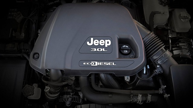 2021 Jeep Gladiator Rubicon Diesel specs