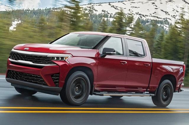 2022 kia truck release date