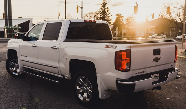 2021 Chevy Silverado Z71 accessories