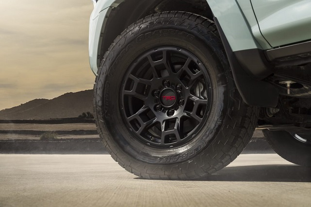 2022 toyota tacoma trd pro changes