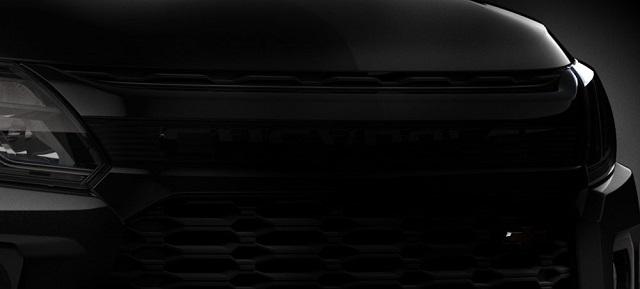 2021 Chevrolet S-10