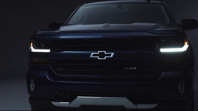 2022 Chevy Colorado teaser