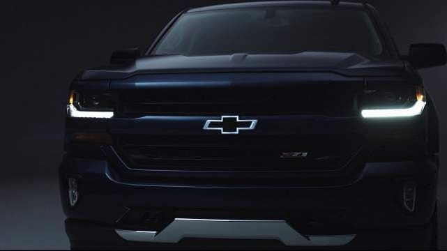 2022 Chevy Colorado teaser
