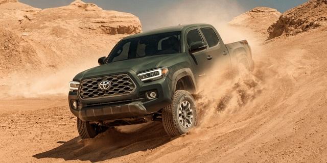 2022 Toyota Tacoma Diesel trd pro