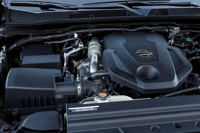 2022 Nissan Navara 2.3 diesel