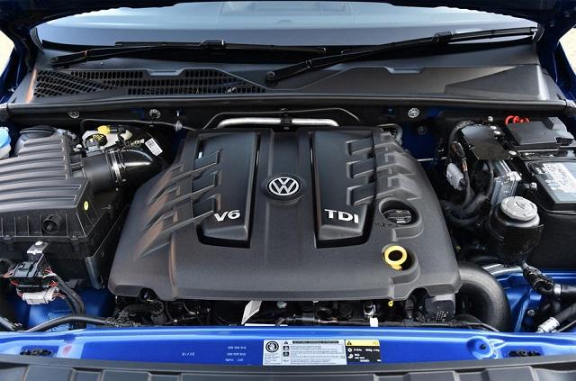 2022 VW Amarok Diesel bluemotion