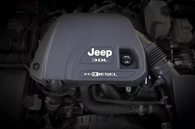 2022 Jeep Gladiator diesel