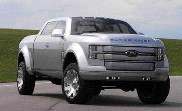 2022 Ford Super Chief release date