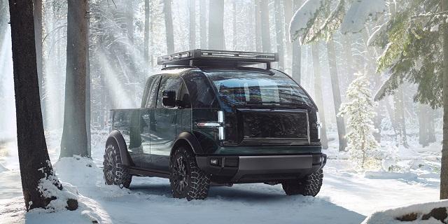 2023 Canoo Electric Pickup Truck release date