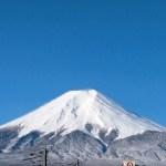 本日の富士山をご覧ください。。