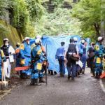 【GoTo】観光で長崎にきていた家族5人、崖崩れに巻き込まれ母と娘が死亡