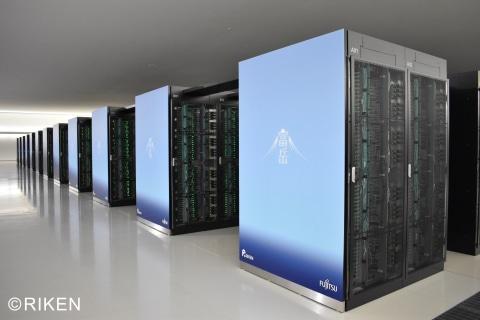 世界最速スーパーコンピュータ「富岳」、物理演算で「マスクは有効」だと結論