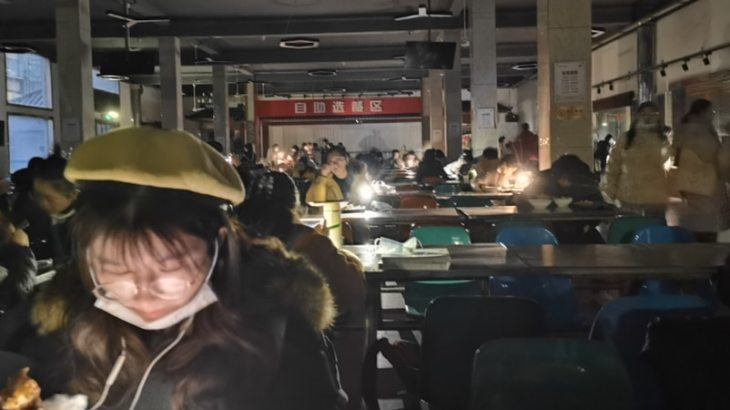 【速報】 中国、北京ほか各地で大規模停電 数日続く見込み 現在−20℃ 水道ほぼ停止、食事調理不能、シャワー風呂トイレ不可 ★4  [お断り★]