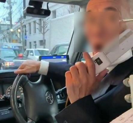 「料金を払ってない」とタクシーの運転手がブチギレ 実はPayPayで支払い済みだった