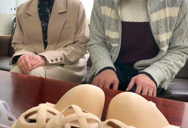キタ━(゚∀゚)━!!ブラジャーの技術で作られたマスク用品で口元が快適に