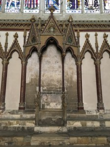 In the Chapter House