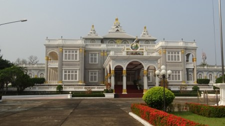 ... Presidential Palace
