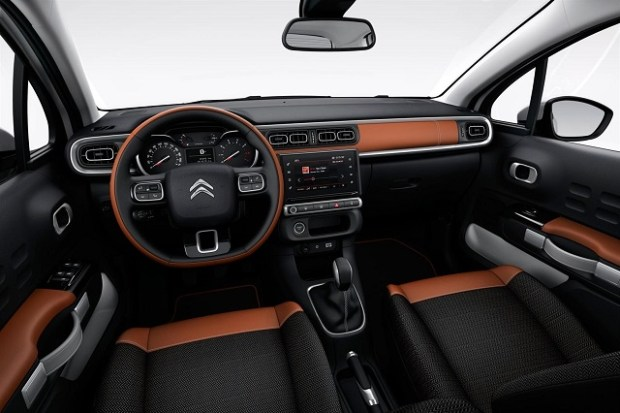 2019 Citroen C4 Grand Picasso interior