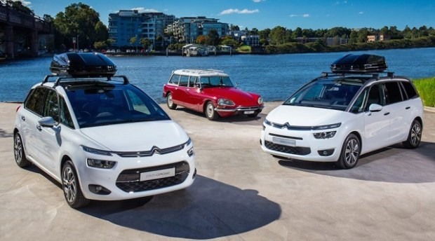 2019 Citroen C4 Grand Picasso review