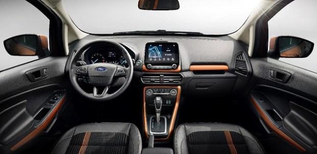 2019 Ford B-Max interior