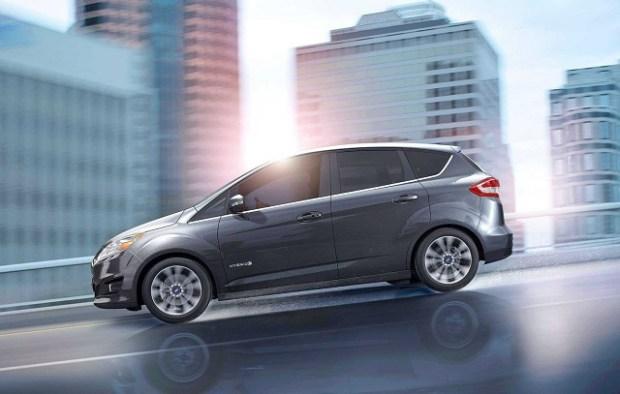 2019 Ford C-Max specs