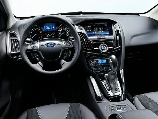2019 Ford Galaxy Interior