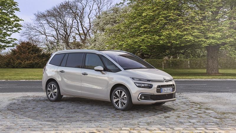 2020 Citroen C4 Grand Picasso Review 2019 2020 Best Minivan