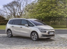 2020 Citroen C4 Grand Picasso review